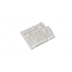 "Gypsum tiles ""Dalas"" small (sq.m)"