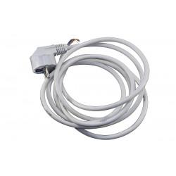 PVA cord 3×0.75 1.5m white, black
