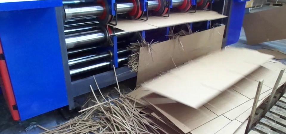 Производство оборудования для производства гофротары